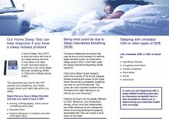 Home Sleep test ( Page 1)