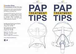 PAP Treatment Tips (Page 1)