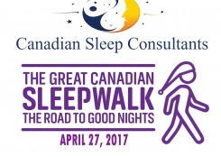 Great Canadian SleepWalk Event - April 27, 2017